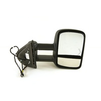 Tow Mirror Chrome - Right Side 2007-2014